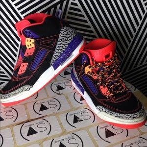 online store 3fe5c 1271b Nike Shoes - Nike Jordan Spizike Tasmanian devil Colorway shoe